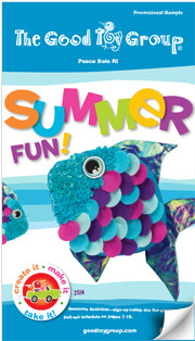 Our Summer Catalog